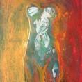 80x100cm, mixed media/canvas