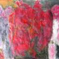 100x80cm, mixed media/canvas