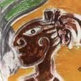 el nahual - 80x100cm/1995