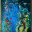 hekura dances - 80x100cm/1995